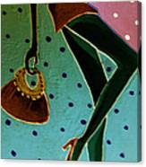 Fashion Art Canvas Print