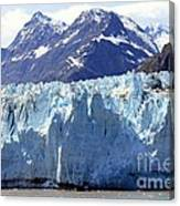 Glacier Bay Alaska Canvas Print