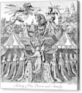 Henry V (1387-1422) Canvas Print