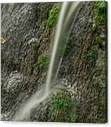 5 Inch Waterfall Canvas Print