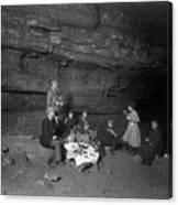 Kentucky Mammoth Cave Canvas Print