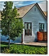 Lakewood Heritage Center Canvas Print