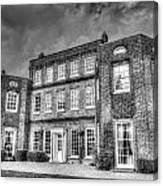 Langtons House England Canvas Print