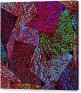Magic Marbles Marvellous Colorful Pattern Spiral Sparkle Wonderland Kidsroom School Nursary Daycare  Canvas Print