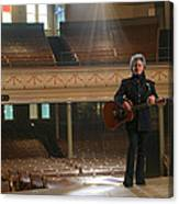 Marty Stuart Canvas Print