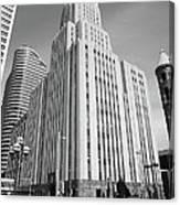 Minneapolis Skyscrapers Canvas Print
