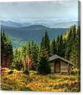 Oberharz Canvas Print
