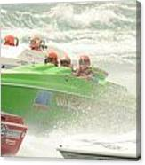 Port Huron Sarnia International Offshore Powerboat Race Canvas Print