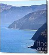 Santa Cruz Island Canvas Print