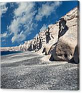 Santorini - Greece Canvas Print