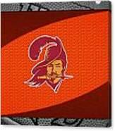 Tampa Bay Buccaneers Canvas Print