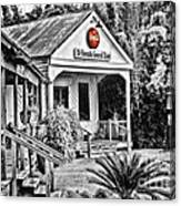 The Burnside General Store Canvas Print