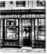 The Gipsy Moth Pub Greenwich Canvas Print