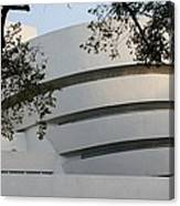 The Guggenheim Canvas Print