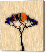 Tree Wall Art Canvas Print