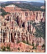 Utah Bryce Canyon Canvas Print