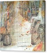 Van Gogh My Way Album Canvas Print