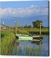 Wrightsville Beach Marsh Canvas Print