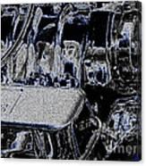 502 Canvas Print