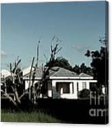 511 Home Canvas Print