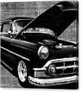 '53 Chevy Canvas Print