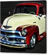 '54 Chevy Truck Canvas Print