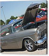 55 Bel Air-8206 Canvas Print