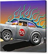 '55 Chevy Canvas Print