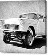 55 Gasser Art Canvas Print