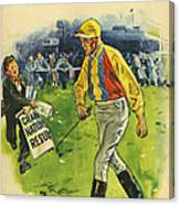1930s,uk,the Passing Show,magazine Cover Canvas Print