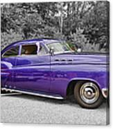 56 Buick Canvas Print