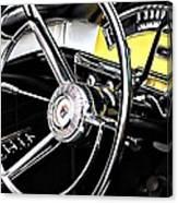 '57 Ford Fairlane 500 Canvas Print