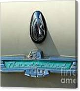 57 Ford Thunderbird  Canvas Print