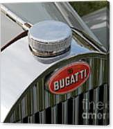 Bugatti Type 57 Canvas Print