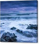 Challaborough Canvas Print