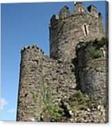Conwy Castle Canvas Print