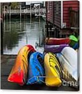 Water Adventure Awaits Canvas Print
