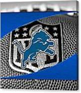 Detroit Lions Canvas Print