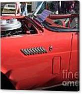 Ford Thunderbird Canvas Print