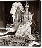 George V (1865-1936) Canvas Print