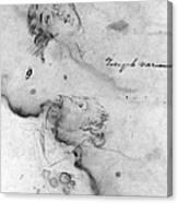 Joseph Warren (1741-1775) Canvas Print
