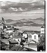 Krusevo Macedonia Canvas Print