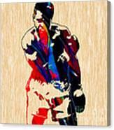 Muhammed Ali Canvas Print