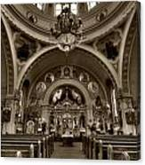 Saint Marys Orthodox Cathedral Canvas Print
