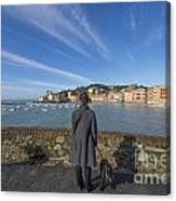 Sestri Levante  Canvas Print