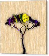 Tree Wall Art. Canvas Print