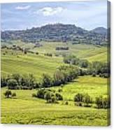 Tuscany - Montepulciano Canvas Print