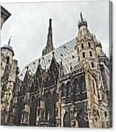 Vienna Austria Canvas Print