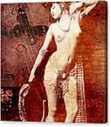 Winsom Women Canvas Print
