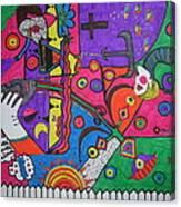 60s Dream Canvas Print